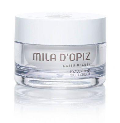 Mila Hyaluronic4 Night Cream 50 ml.