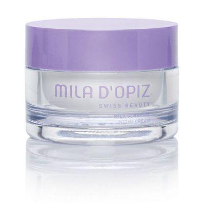 Mila Sensitive Night Cream 50 ml.