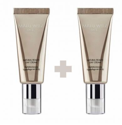 Natural Beauty Day Cream Two Pack