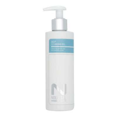 Nouvital Deep Cleansing Gel 250 ml